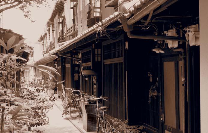 京の路地 - Ⅰ_d0149245_2263614.jpg