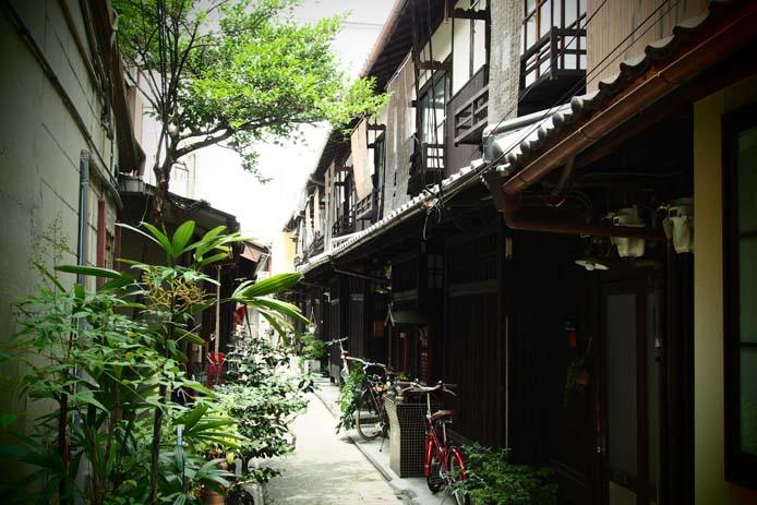 京の路地 - Ⅰ_d0149245_2283942.jpg