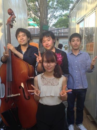 札幌CITY JAZZありがとう!!_e0261371_13294295.jpg
