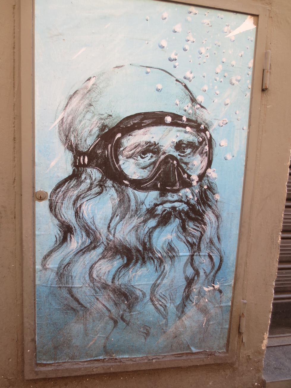 BLUB☆フィレンツェのストリートアート達はここにあった!!_c0179785_22362897.jpg