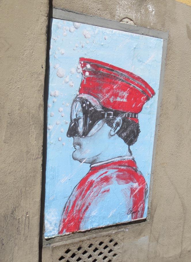 BLUB☆フィレンツェのストリートアート達はここにあった!!_c0179785_22363822.jpg