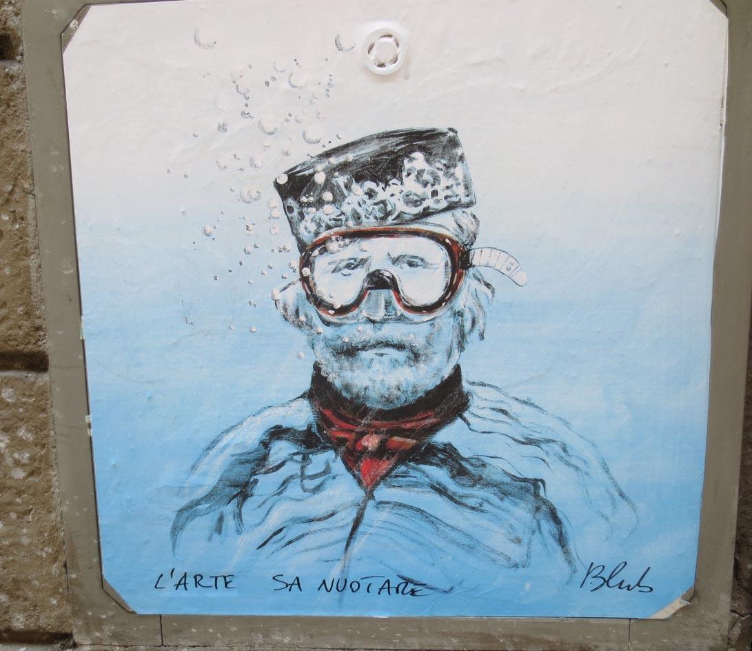 BLUB☆フィレンツェのストリートアート達はここにあった!!_c0179785_22371544.jpg