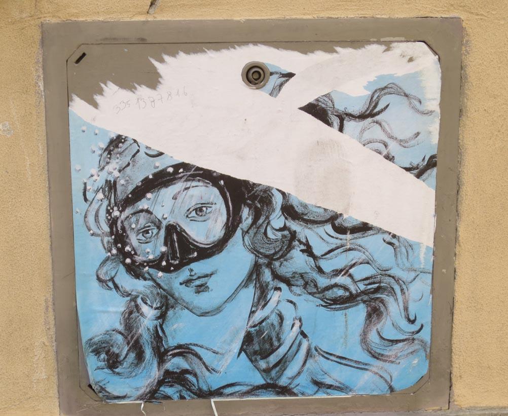 BLUB☆フィレンツェのストリートアート達はここにあった!!_c0179785_22372792.jpg