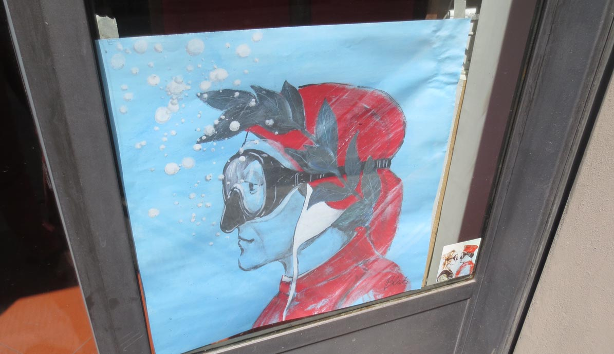 BLUB☆フィレンツェのストリートアート達はここにあった!!_c0179785_2237784.jpg