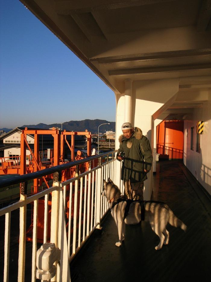 Shikoku Pilgrimage with Hana2  Dec.25th 2005_c0049299_13505888.jpg