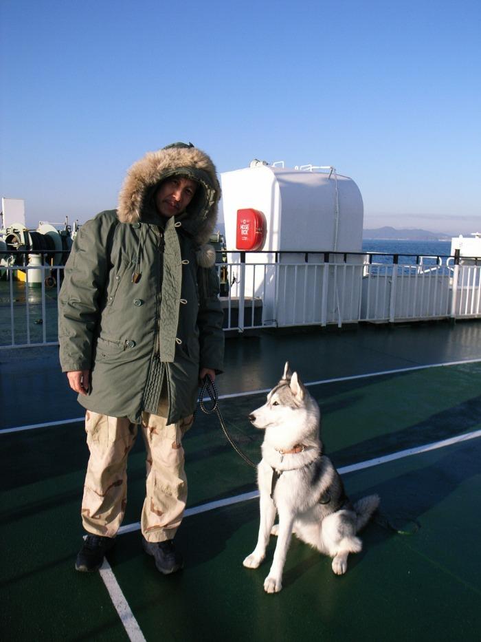 Shikoku Pilgrimage with Hana2  Dec.25th 2005_c0049299_13521169.jpg