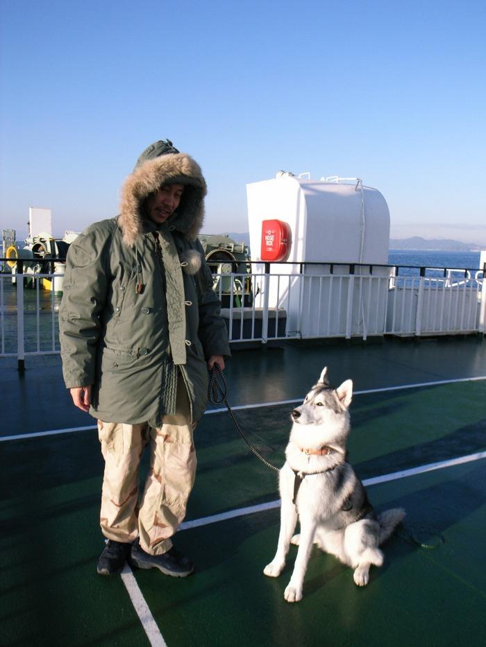 Shikoku Pilgrimage with Hana2  Dec.25th 2005_c0049299_1352252.jpg