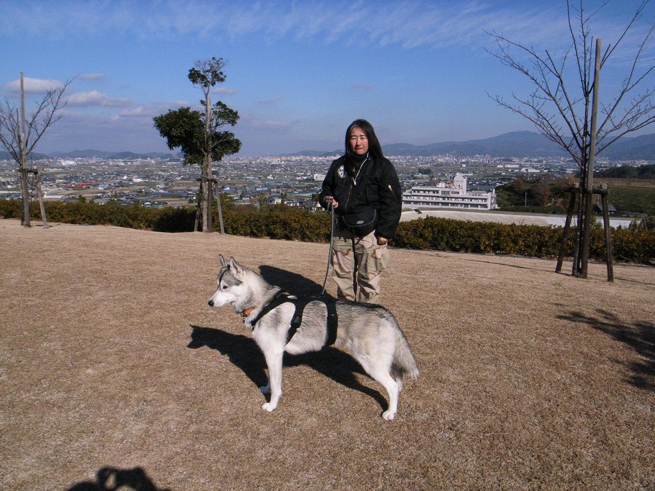 Shikoku Pilgrimage with Hana2  Dec.25th 2005_c0049299_140150.jpg