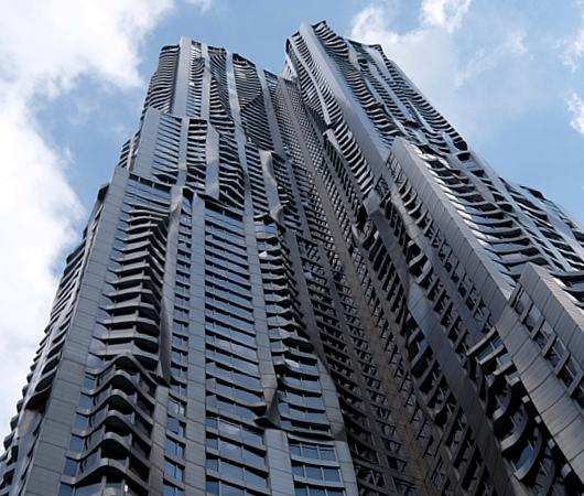 その名も「ゲーリーによるニューヨーク」(New York by Gehry)!? 巨匠建築家Frank Gehry氏の最新傑作建築_b0007805_11375.jpg