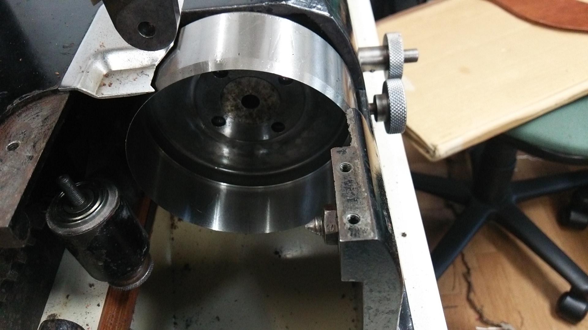 漉き器の漉き刃交換№3_b0100432_20381397.jpg