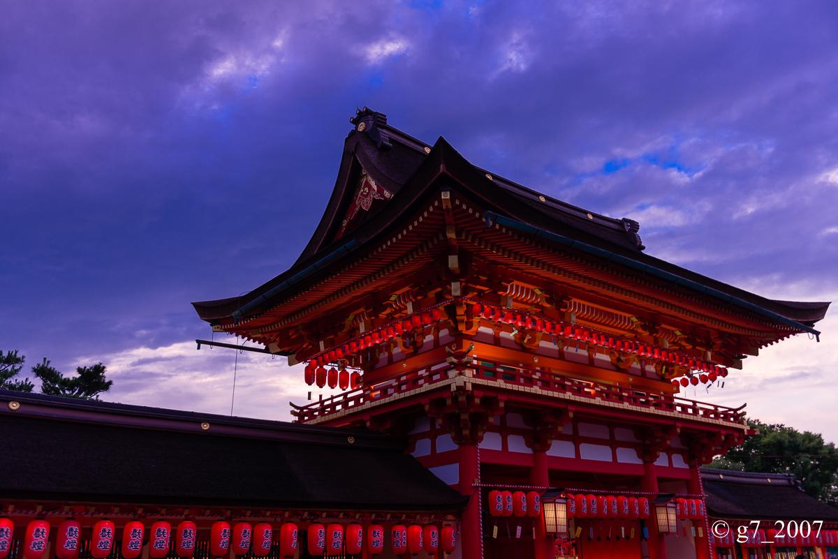 伏見稲荷大社 宵宮祭 〜その2〜_f0152550_17522936.jpg