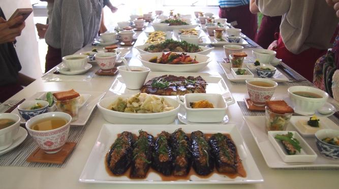 甜麺醤ソースの茹で豚_e0148373_15543792.jpg