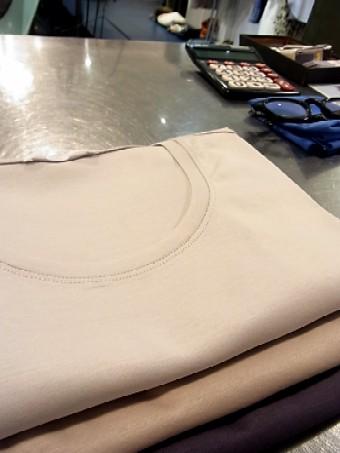 veilの贅沢なカットソー_b0322280_19124030.jpg