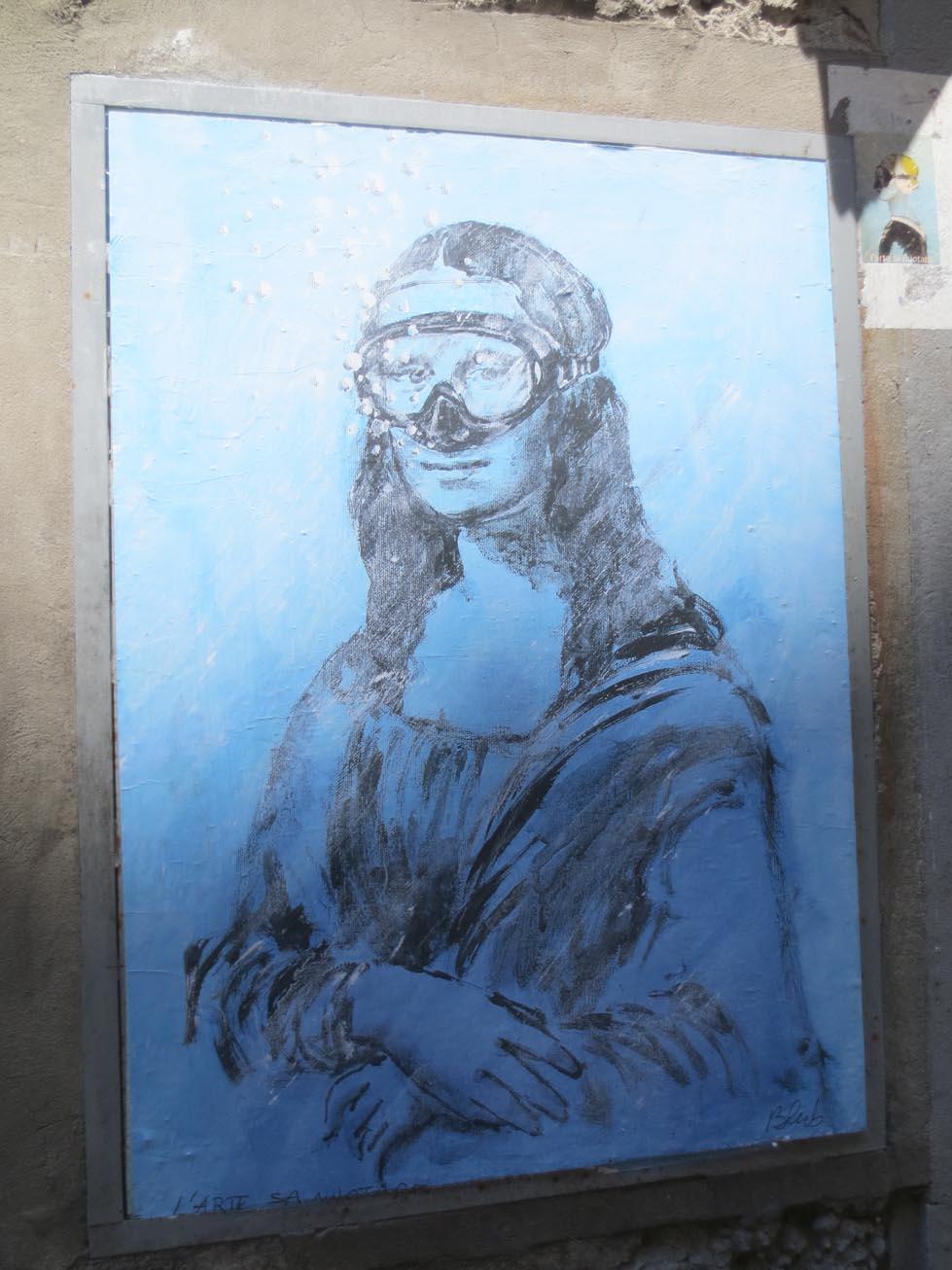 BLUB☆フィレンツェのストリートアート達はここにあった!!_c0179785_09987.jpg