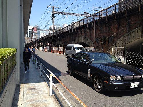 西銀座JRセンター_a0163788_10320032.jpg
