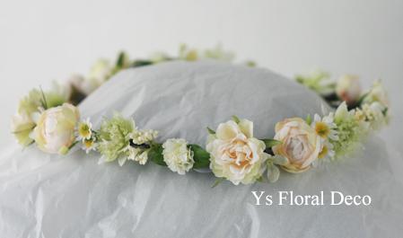 華奢な白い花冠 スペインへ_b0113510_2030212.jpg
