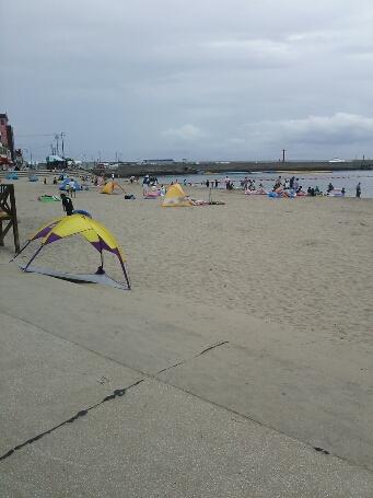 本日のサンセットビーチ_f0203128_13444828.jpg