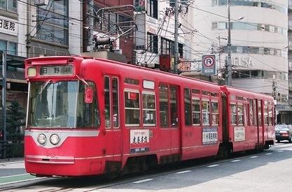 名古屋鉄道美濃町線 モ873+モ874_e0030537_2212571.jpg
