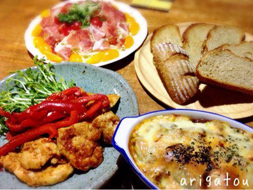 野菜たっぷり焼きチーズカレー。_b0314244_2393770.jpg
