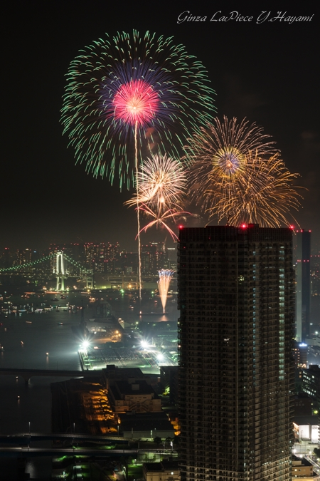 東京の風景 去年の東京湾大華火祭_b0133053_131071.jpg