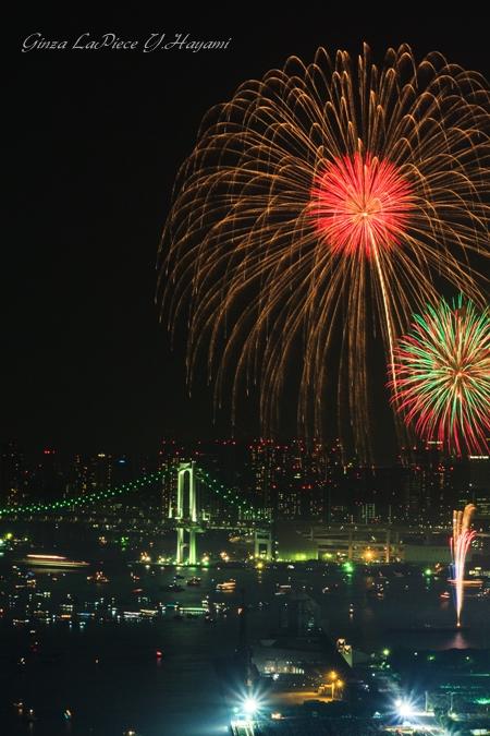 東京の風景 去年の東京湾大華火祭_b0133053_13783.jpg