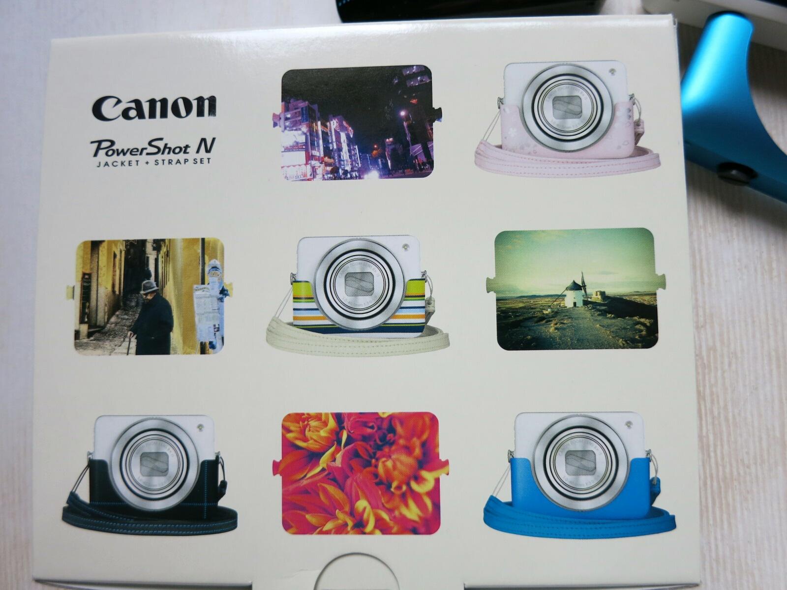 Canon Power Shot N ☆ いただきました!_f0236260_25164.jpg