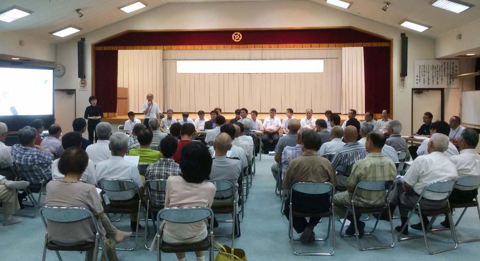 市長を囲む懇談会(白山編)_c0052876_1824960.jpg