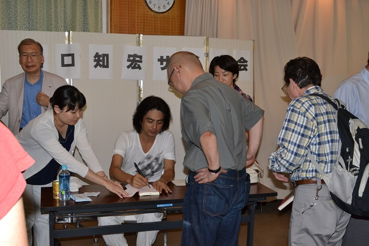 最新刊『「ことづくりの国」日本へ』著者、関口知宏さんのサイン会池袋で開催_d0027795_11211769.jpg