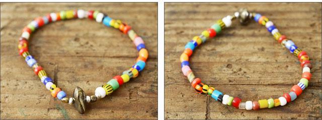 Sunku 39 [サンク] Christmas Beads Bracelet/クリスマスビーズブレスレット [SK-003]_f0051306_16562031.jpg