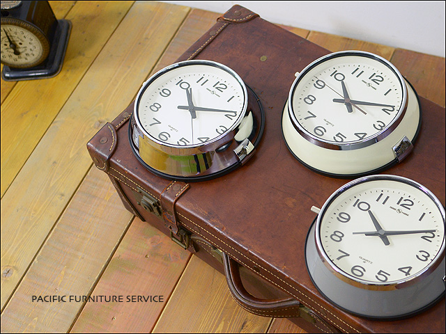 PACIFIC FURNITURE SERVICE [パシフィックファニチャーサービス]WALL CLOCK[OC143W,N,S]_f0051306_19434653.jpg