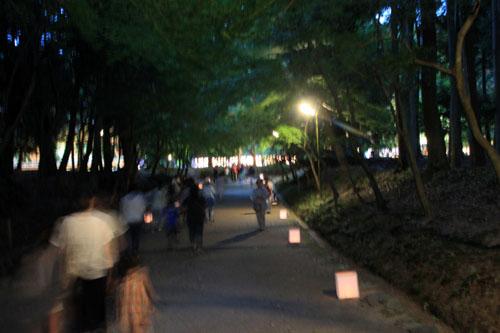 醍醐寺万灯会_e0048413_2218618.jpg