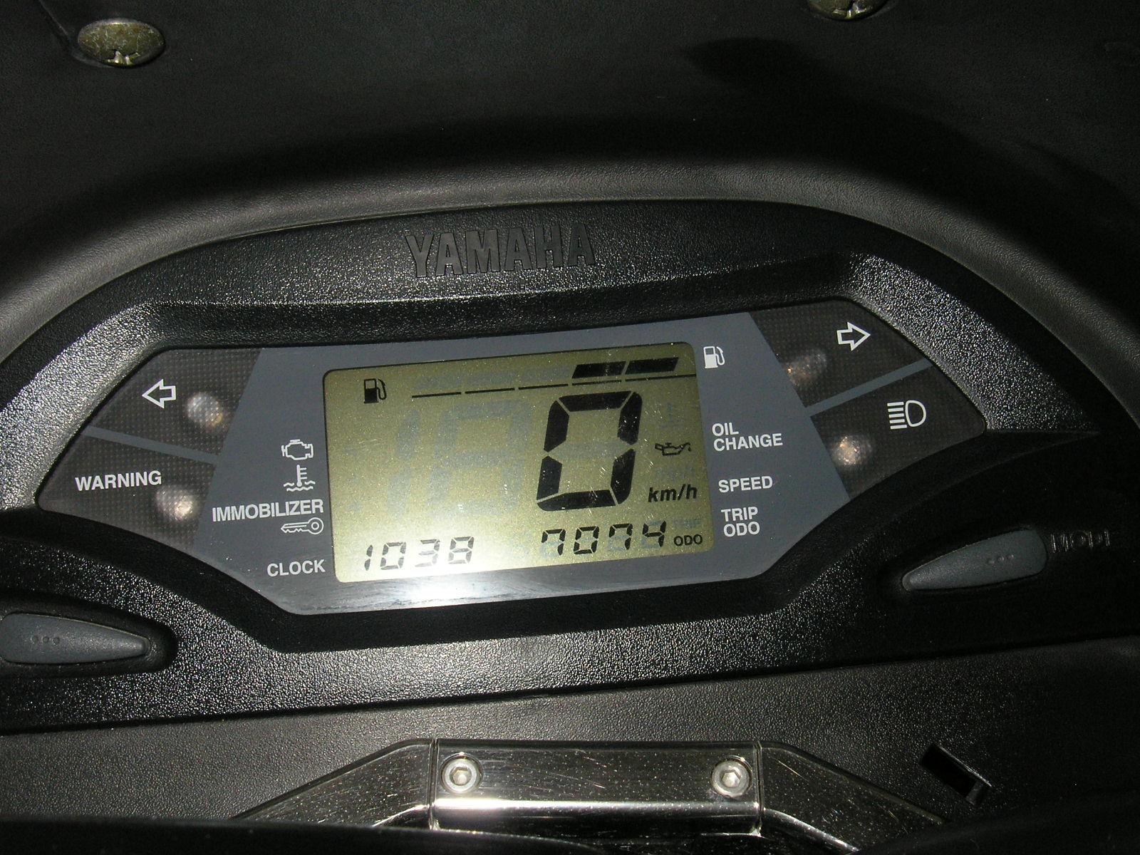 マジェスティ125-150 委託車_e0218639_1649826.jpg