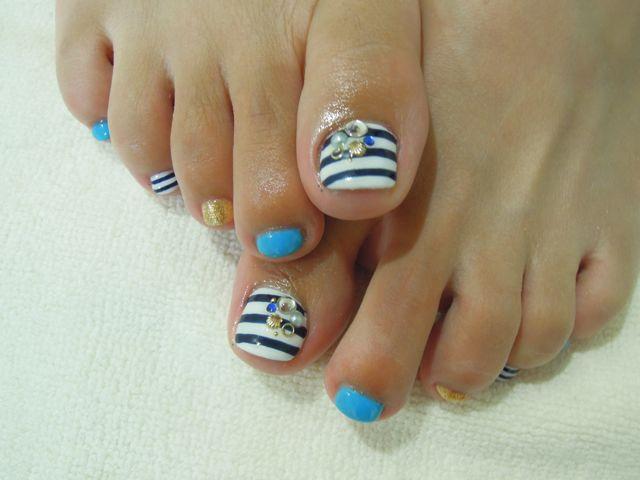 Marine Foot Nail_a0239065_14453021.jpg