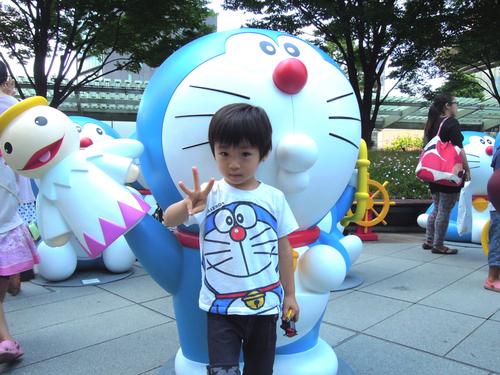 ドラえもんショー@六本木_e0030586_1034129.jpg