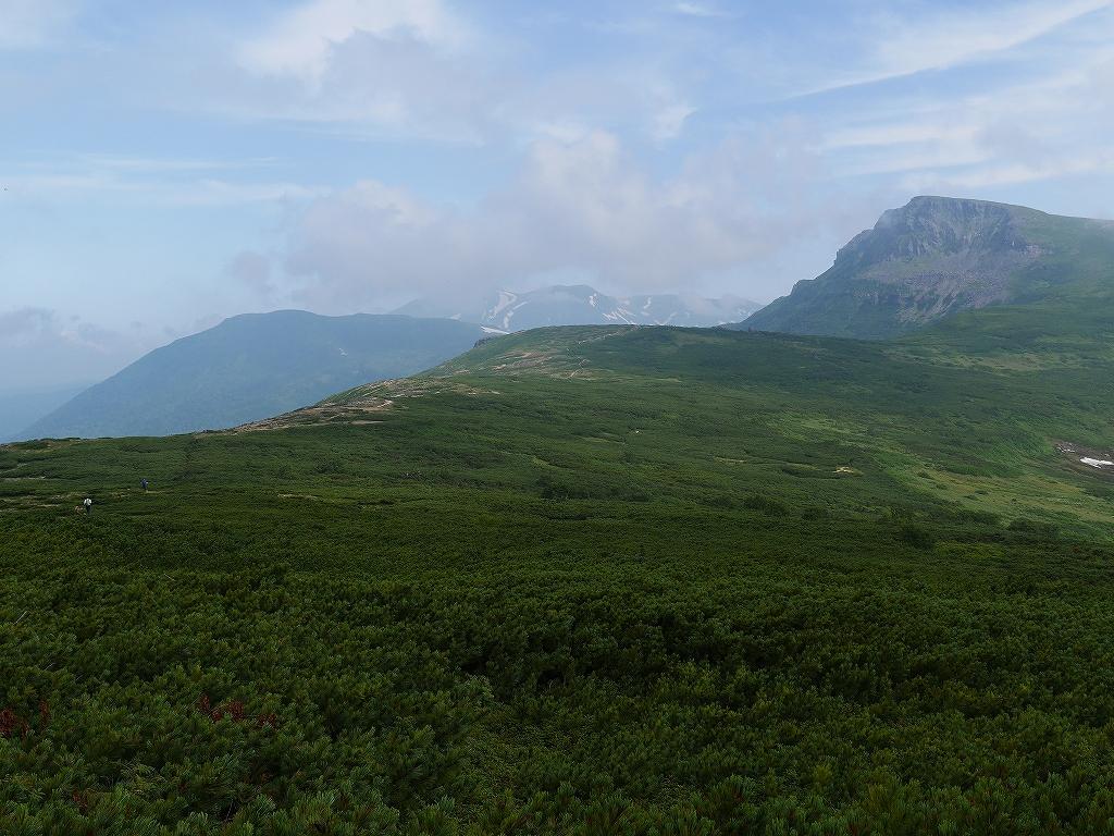 五色岳と忠別岳、8月2日-五色岳から忠別岳編-_f0138096_2259303.jpg