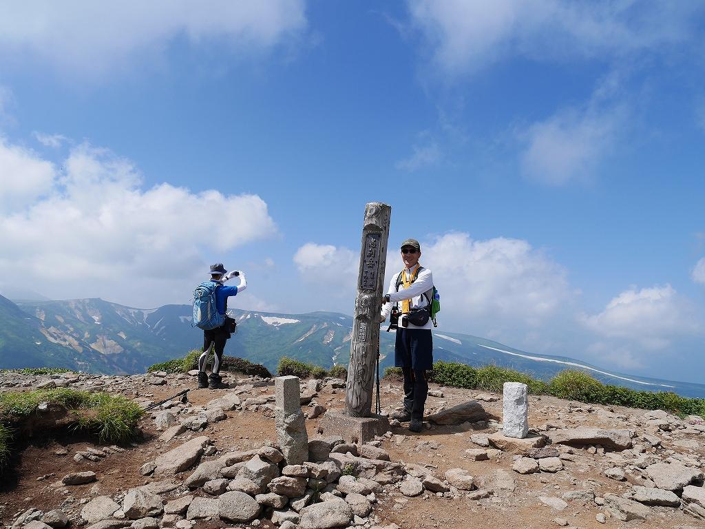 五色岳と忠別岳、8月2日-五色岳から忠別岳編-_f0138096_2313828.jpg
