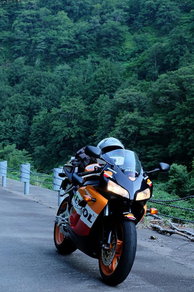 涼を求めて鳥海山ツーリングBy  Honda CBR1000RR_f0050534_14342610.jpg