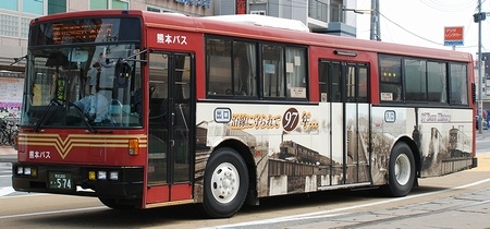 熊本バスの富士重工架装車_e0030537_039794.jpg