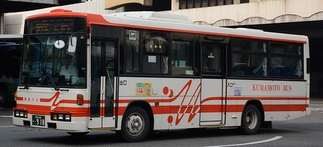 熊本バスの富士重工架装車_e0030537_133819.jpg