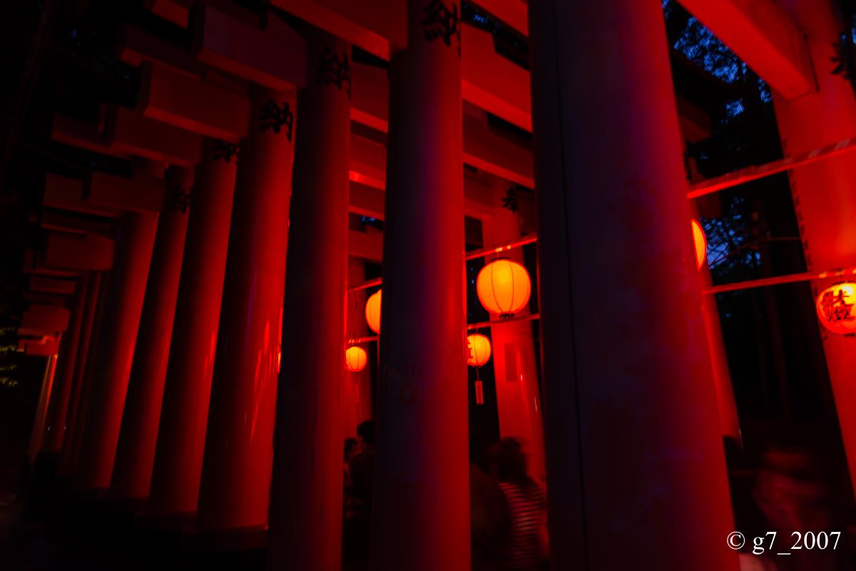 伏見稲荷大社 宵宮祭 〜その3〜_f0152550_0255067.jpg