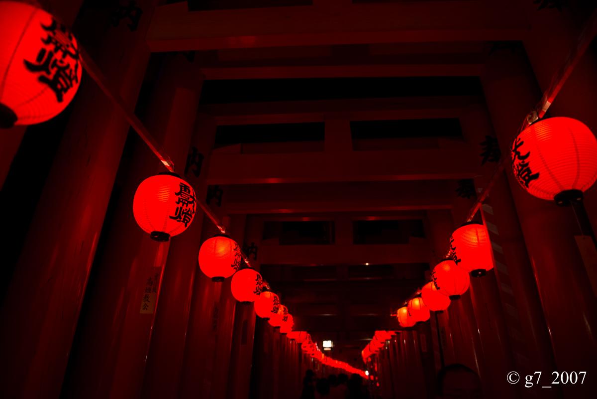 伏見稲荷大社 宵宮祭 〜その3〜_f0152550_026118.jpg