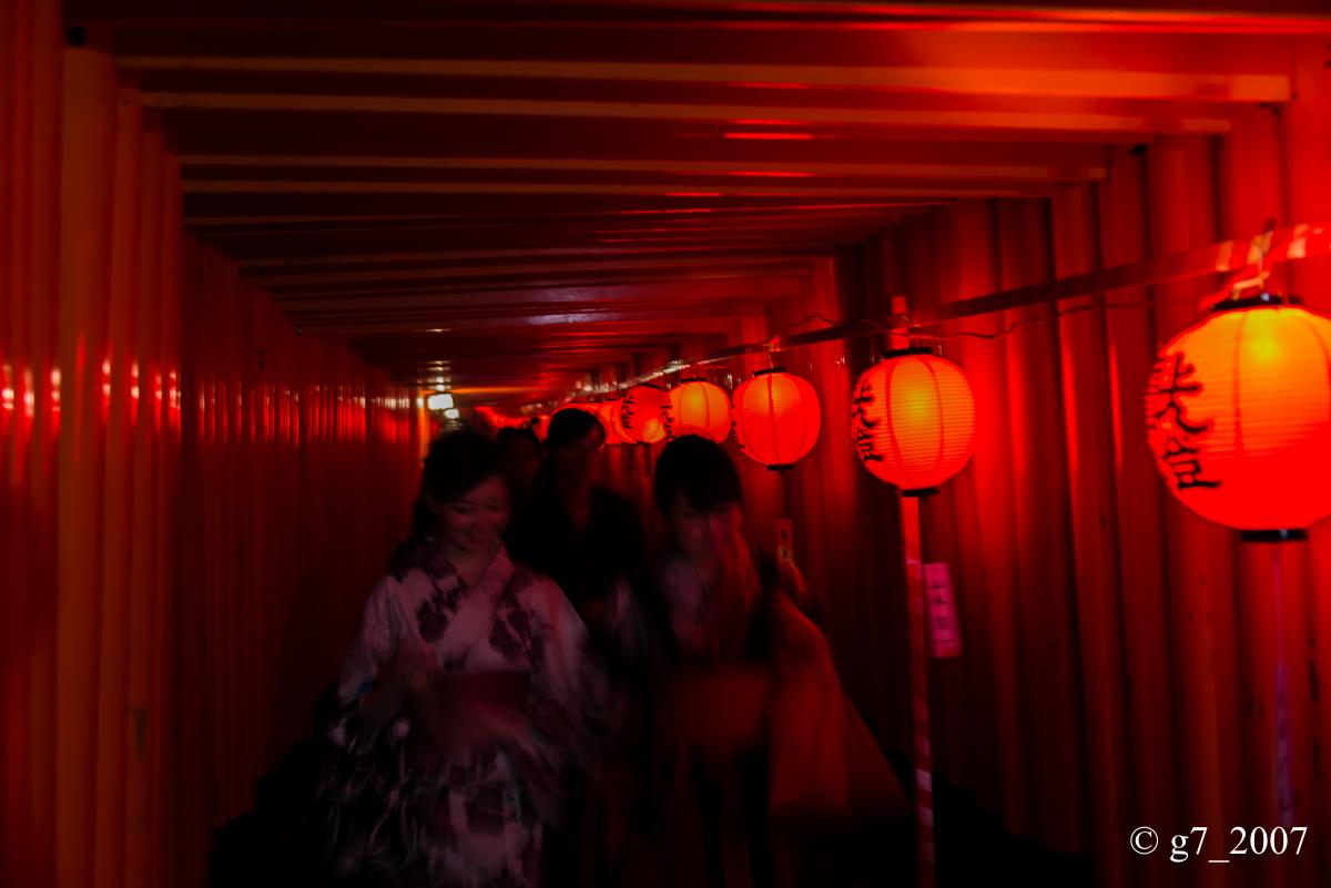 伏見稲荷大社 宵宮祭 〜その3〜_f0152550_0292735.jpg