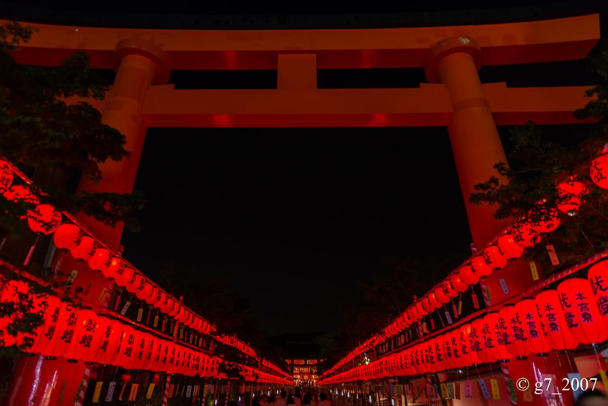 伏見稲荷大社 宵宮祭 〜その3〜_f0152550_0314795.jpg