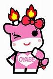 メルギューくんとメルモモちゃん必勝祈願!2015_c0208355_16142919.jpg