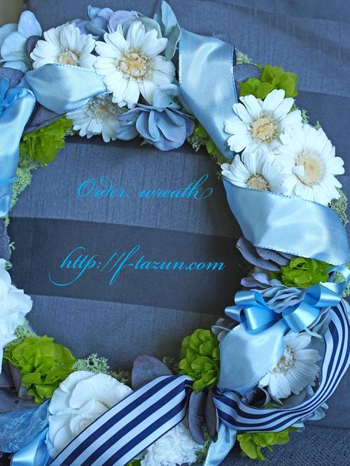 【Blue/White/Summer gift】_d0144095_22354477.jpg