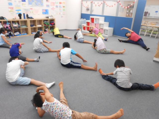 8月6日 ダンス教室_c0315913_09205279.jpg