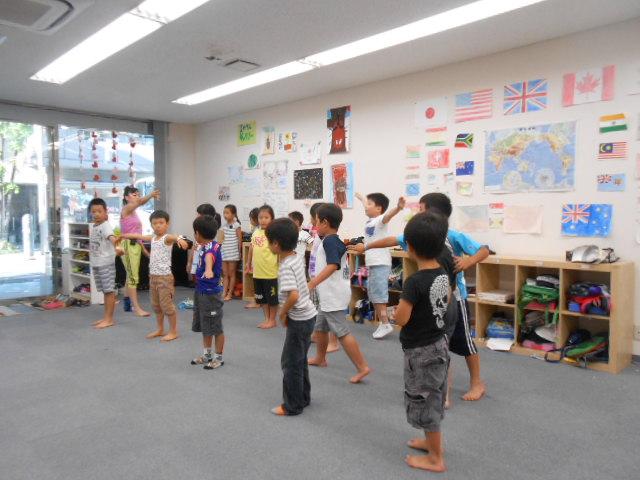 8月6日 ダンス教室_c0315913_09205295.jpg