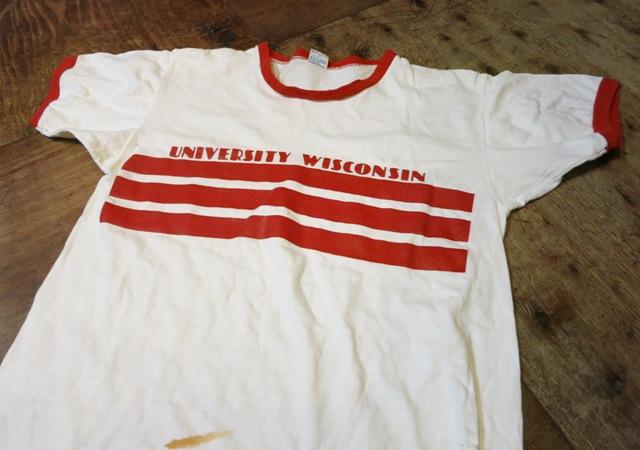 70'S チャンピオン バータグ カレッジTシャツ!_c0144020_17453873.jpg