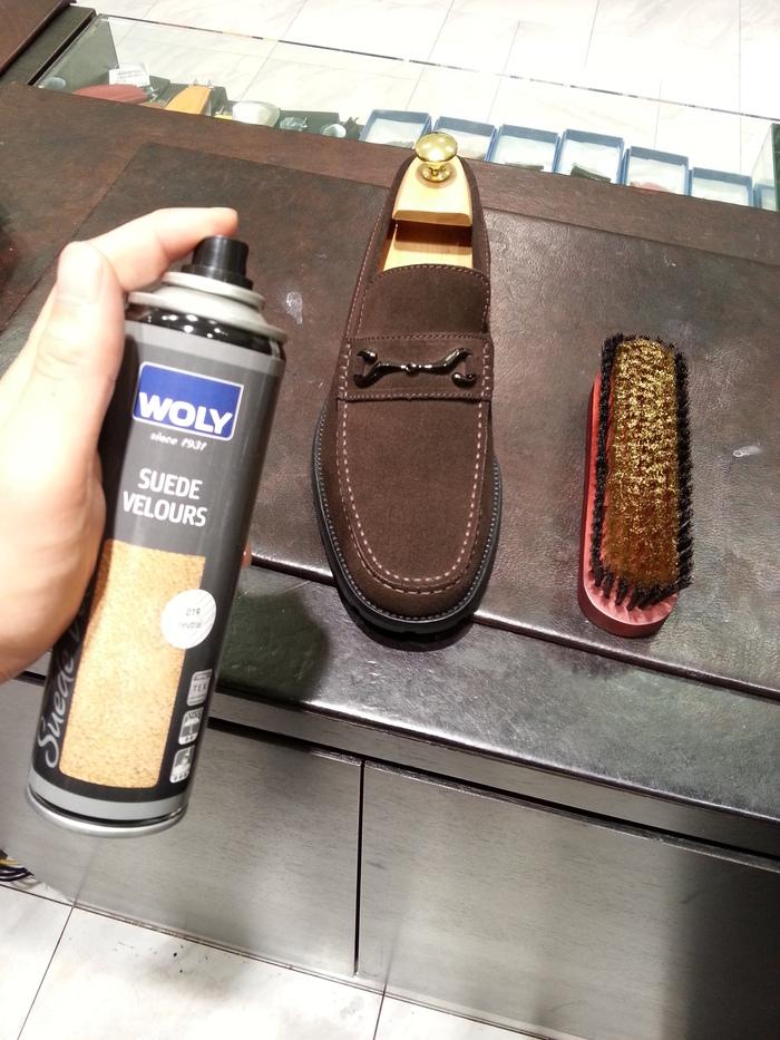 平野ブラシ本真鍮~スエード靴のお手入れに~_b0226322_14505464.jpg