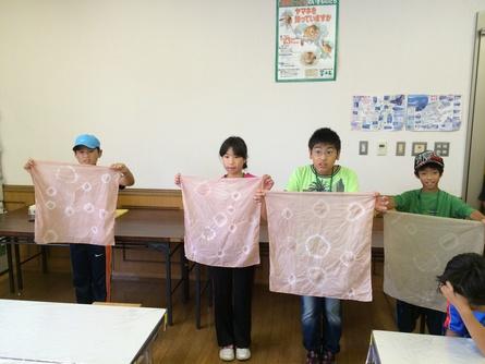 ネイチャーキッズキャンプ2日目!_f0101226_144615.jpg